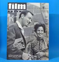 GDR Filmspiegel 16/1963 Helmut Schreiber Armin Mueller-Stahl Egon Erwin Kisch