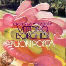 """7"""" orchestra attrazione VITTORIO BORGHESI/fuori porta (ITALY)"""