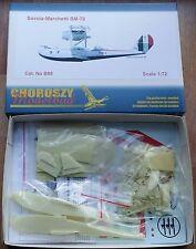 B95 - Savoia-Marchetti SM-78 -Choroszy Modelbud-1/72
