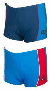 Trunk shorts boxer boy junior see or pool swimwear AQUARAPID item BLAIR