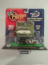Dale Earnhardt #3 WINNERS CIRCLE NASCAR  DAYTONA INFIELD VICTORY DONUTS 1998