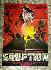 RUSS MEYER * SUPERVIXENS ERUPTION * A1-FILMPOSTER EA - German 1-Sheet 1979
