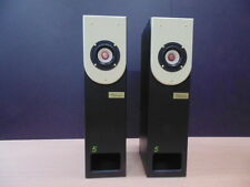 FIBHORN Model 5 audiophile speaker pair w TANG BAND W3 1878