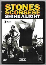 DVD / THE ROLLING STONES STONES SCORSESE SHINE A LIGHT (MUSIQUE CONCERT)