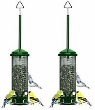 2 Pack Brome Squirrel Buster Mini Bird Feeder 1055 Squirrel Proof