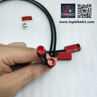 2 ebike Hydraulic brake sensor with 2pins waterproof connector cable length 50mm
