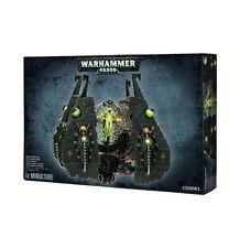 Warhammer 40K Necron TESSERACT VAULT Superheavy With C'TAN SHARD New