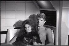 JANE BADLER V THE VISITORS RARE ORIGINAL 1983 NBC TV PHOTO NEGATIVE