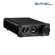 SMSL sApII PRO TPA6120A2 16-600ohm High Fidelity Stereo Headphone Amplifier B