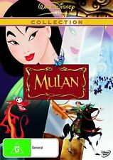 Children's & Family Mulan DVD Movies