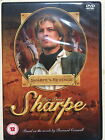 Sean Bean sharpe's Revenge ~ TV Swashbuckler Drama GB DVD