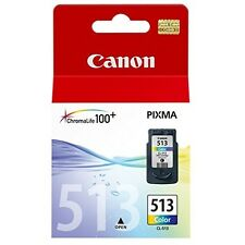 Canon cl-513 más coloreada cartucho tinta para PIXMA ip2700, mp240, mp250, mx320