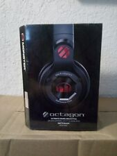 Monster Octagon UFC DJ Headphones Limited Edition