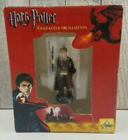 NEW Harry Potter Goblet of Fire Character EXMAS Ornament RON WEASLEY Retired NIB