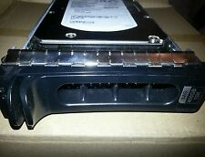 "Dell 400GB 3.5"" SAS Hard Drive PowerEdge HDD 1950/2950/2900/1900/R900 With Caddy"