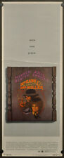 McCABE AND MRS MILLER 1971 ORIG 14X36 MOVIE POSTER WARREN BEATTY JULIE CHRISTY