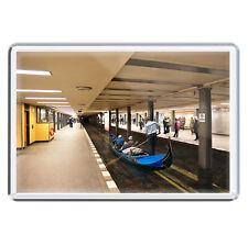 stadtecken® Magneten BERLIN Motiv: Venedig I Magnetfoto Souvenir Acryl