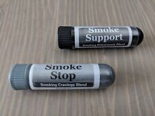 STOP SMOKING Aromatherapy Kit- 2-Pack Essential Oil Personal Inhaler Combo