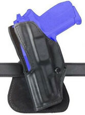 "Safariland 5181 S&W 2"" 31 34 36 37 60 High Ride Belt Loop Paddle Holster LH NEW"