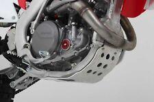 Nuevo Genuino Honda Oem Crf450r Crf450 R Crf 450 Aluminio Cepillado Bash placa de deslizamiento