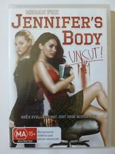 Jennifer's Body [MA15+] (DVD, 2009, R4)