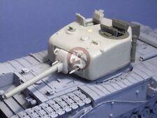 Resicast 1/35 Churchill 75mm NA 75 Turret Conversion +Interior (AFV Club) 351208