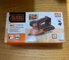 BLACK+DECKER 20V MAX Mouse Sander, Tool Only - BDCMS20B