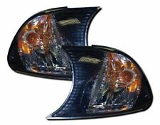 BMW 3 SERIES E46 COUPE 99-01 BLACK FRONT INDICATORS - CLIP FITTING