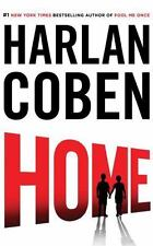 HOME (A Myron Bolitar Novel) unabridged audio CD by HARLAN COBEN - Brand New!