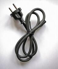 3 Prong Eu European Ac Laptop Power Cable Cord For Dell Ibm Compaq Lenovo Hp