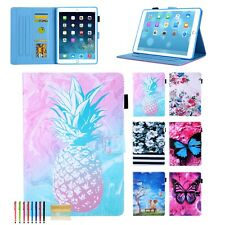 For Apple iPad 10.2 inch (7th Generation) Smart PU Leather Flip Stand Case Cover