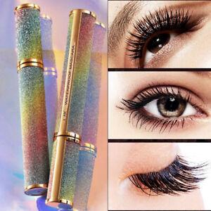 Starry 4D Silk Fiber False Lash Mascara Waterproof Eyelash Extension Volume New