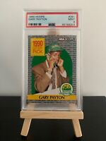 1990-91 Hoops Gary Payton Rookie RC PSA 9 - Mint HOF Supersonics