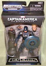 Marvel Legends STEVE ROGERS Figure Captain America 2, Winter Soldier Infinite