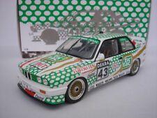 BMW M3 #43 DTM 1991 A. MONTAGNES 1/18 MINICHAMPS 180912043 NEUF