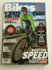 UK Cycling Cyclist Magazine 'Bikes Etc' Issue 55 April 2019