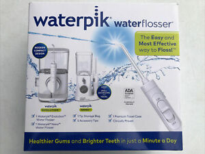 Waterpik Evolution/Nano Water Flosser Combo Pack Dental Irrigator
