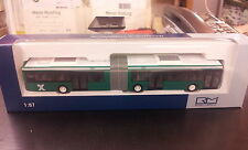 1/87 HO RIETZE MAN NG LION CITY ARTICULATED BUS IN ISRAELI EGGED COLOURS