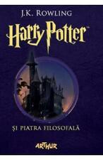 Harry Potter and the Philosopher's Stone Romanian translation Piatra Filosofala