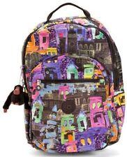 Kipling Seoul Backpack Laptop Protection Coronado Streets Travel School Bag NWT