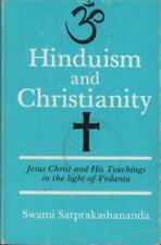 Hinduism And Christianity(Hardback Book)Swami Satprakashananda-Vedan-Good