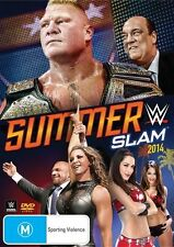 WWE - SummerSlam 2014 (DVD, 2014)