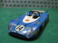 Vintage   -  MATRA-SIMCA  MS 670  Le Mans    - 1/43 Solido n°14