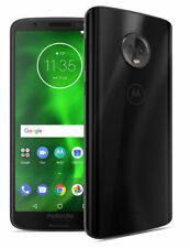 Motorola Moto G 6th Generation - 32GB - Black (Unlocked) (Single SIM)