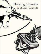 Drawing Attention, Van Hamersveld, John, Very Good Book
