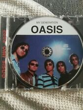 OASIS , MY GENERATION, LIVE 2002 T in the park . bootleg
