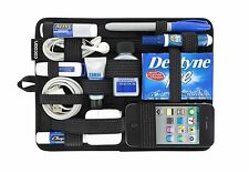 Organizer Case for Gadget/Object/Cable/Accessories/iPhone/ fits any bag, GRID-IT