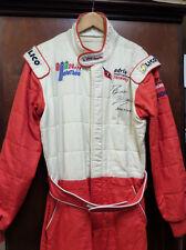 Thomas Biagi original signed suit