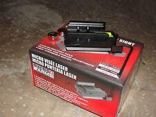 Micro visée laser Swiss Arms / Palco Sport Neuve pour rail picatinny ref: 263877