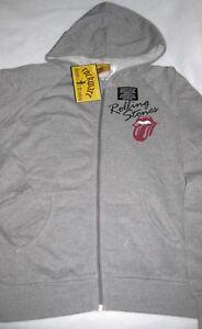 New ROLLING STONES HOODIE Sweatshirt Youth Large